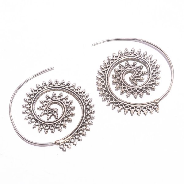 925 Sterling Silver Designer Fine Earrings