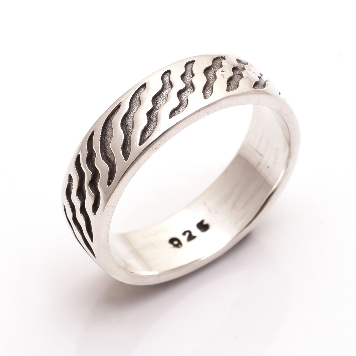 925 Sterling Silver Designer Thumb Ring